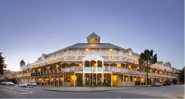Esplanade Hotel Fremantle By Rydges - Tourism TAS