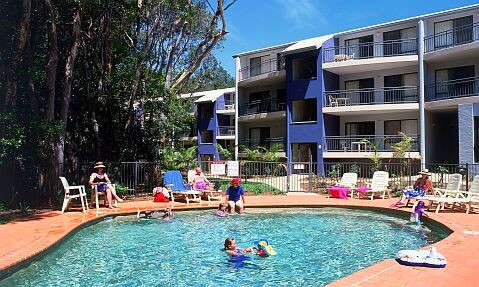 Flynns Beach Resort - Tourism TAS