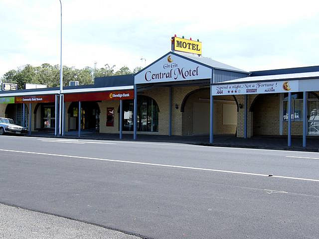 Gin Gin Central Motel - Tourism TAS