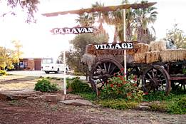 Griffith Caravan Village - Tourism TAS