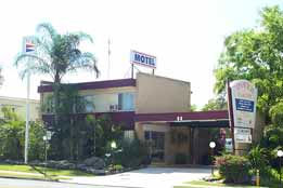 Ipswich City Motel - Tourism TAS