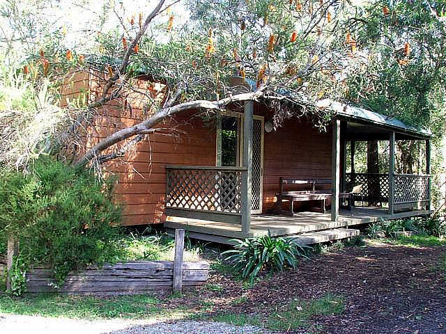Jervis Bay Cabins  Hidden Creek Campsite - Tourism TAS