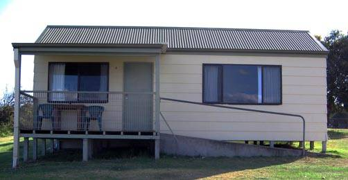 Lake Tyers Camp  Caravan Park - Tourism TAS