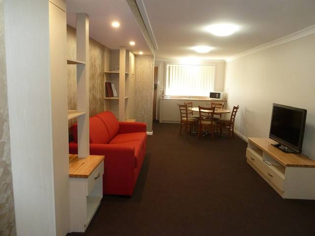 McNevins Tamworth Motel - Tourism TAS