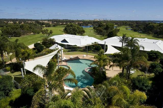 Mercure Sanctuary Golf Resort Bunbury - Tourism TAS