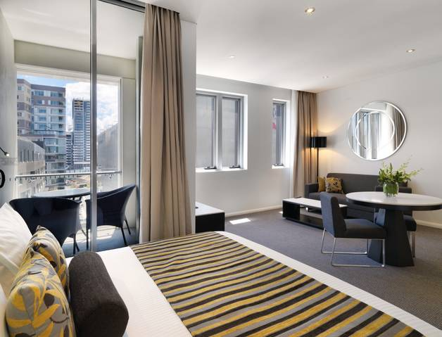 Meriton Serviced Apartments - Zetland - Tourism TAS