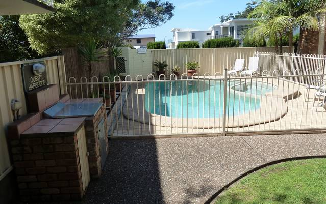 Mollymook Surfbeach Motel and Apartments - Tourism TAS