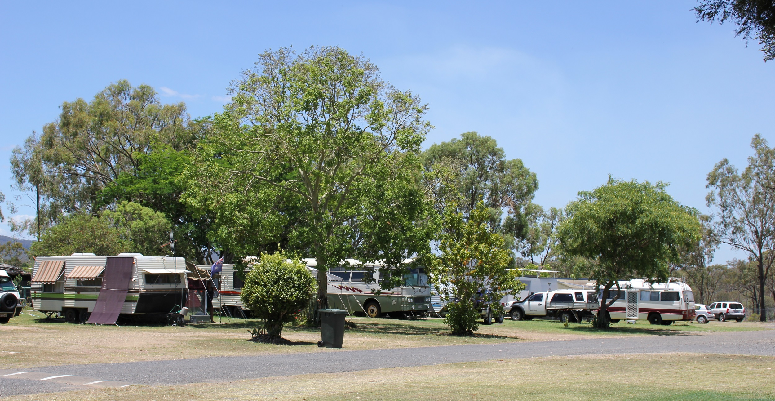 Mountain View Caravan Park - Tourism TAS