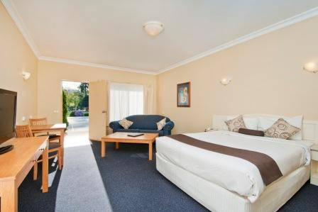 Nagambie Waterfront Motel - Tourism TAS