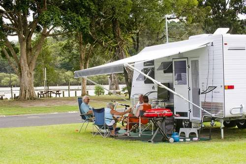 North Coast Holiday Parks Ferry Reserve - Tourism TAS