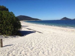 North Coast Holiday Parks Jimmy's Beach - Tourism TAS