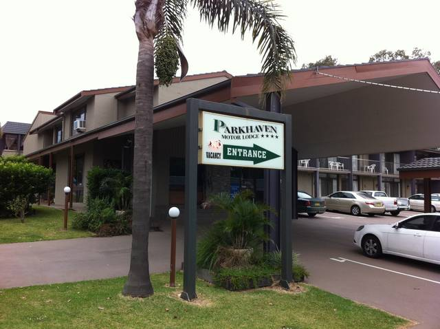 Parkhaven Motor Lodge - Tourism TAS