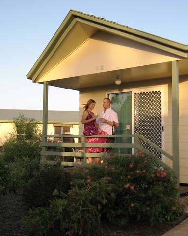 Pepper Tree Cabins - Tourism TAS