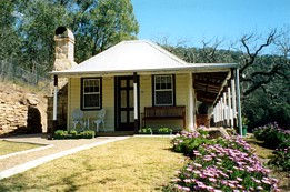 Price Morris Cottage - Tourism TAS