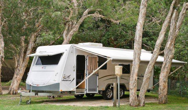 Suffolk Beachfront Holiday Park - Tourism TAS