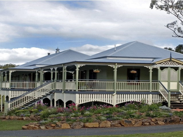 The Sanctuary Springbrook Guest House Cottage - Tourism TAS
