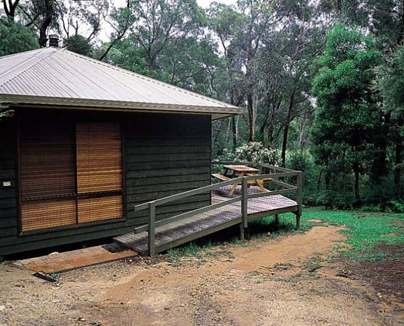 Twin Falls Bush Cottages - Tourism TAS