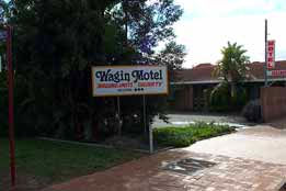 Wagin  Mitchell Motel's - Tourism TAS