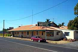 Wagon Wheel Motel - Tourism TAS
