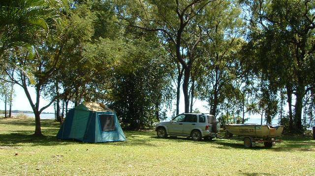 Weipa Caravan Park  Camping Ground - Tourism TAS