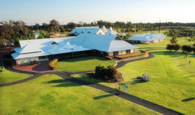 Mercure Sanctuary Golf Resort - Tourism TAS