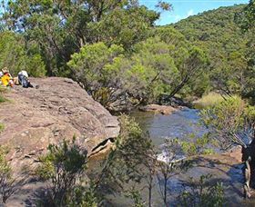 Kingfisher Pool Campground - Tourism TAS
