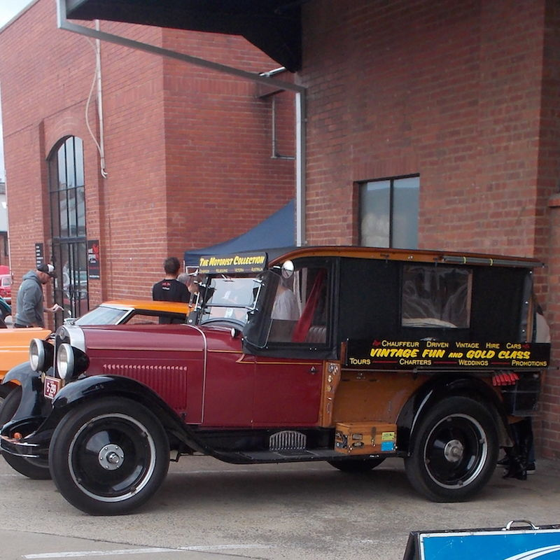Vintage Fun Hire Cars - Tourism TAS