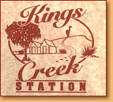 Kings Creek Station - Tourism TAS