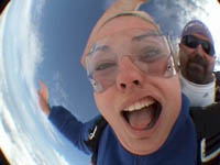 Simply Skydive - Tourism TAS