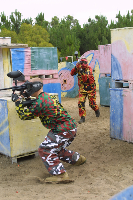 Paintball Skirmish Perth