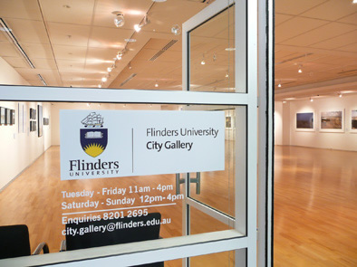Flinders University City Gallery - Tourism TAS