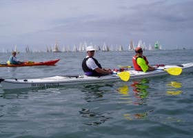 Sea Kayak Melbourne and Victoria - Tourism TAS