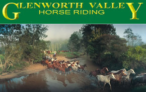 Glenworth Valley Horseriding - Tourism TAS