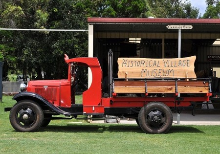 Hervey Bay Historical Village And Museum - Tourism TAS