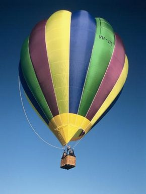 Balloon Safari - Tourism TAS