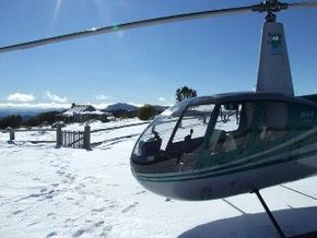 Alpine Helicopter Charter Scenic Tours - Tourism TAS