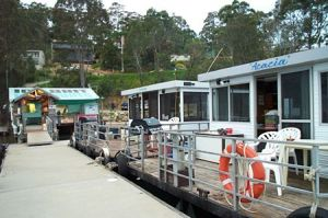 Clyde River Houseboats - Tourism TAS