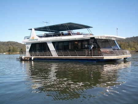 Able Hawkesbury River Houseboats - Tourism TAS
