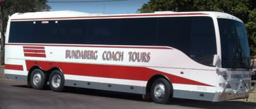 Bundaberg Coaches - Tourism TAS