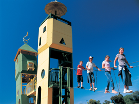 Monash Adventure Park - Tourism TAS