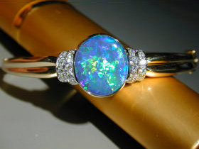 The National Opal Collection - Tourism TAS