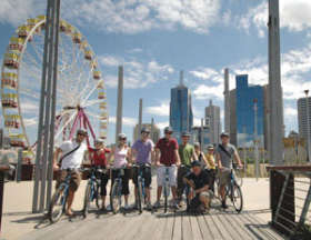 Rentabike & Real Melbourne Bike Tours - Tourism TAS