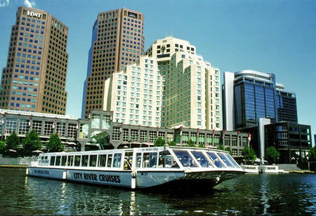 City River Cruises Melbourne - Tourism TAS