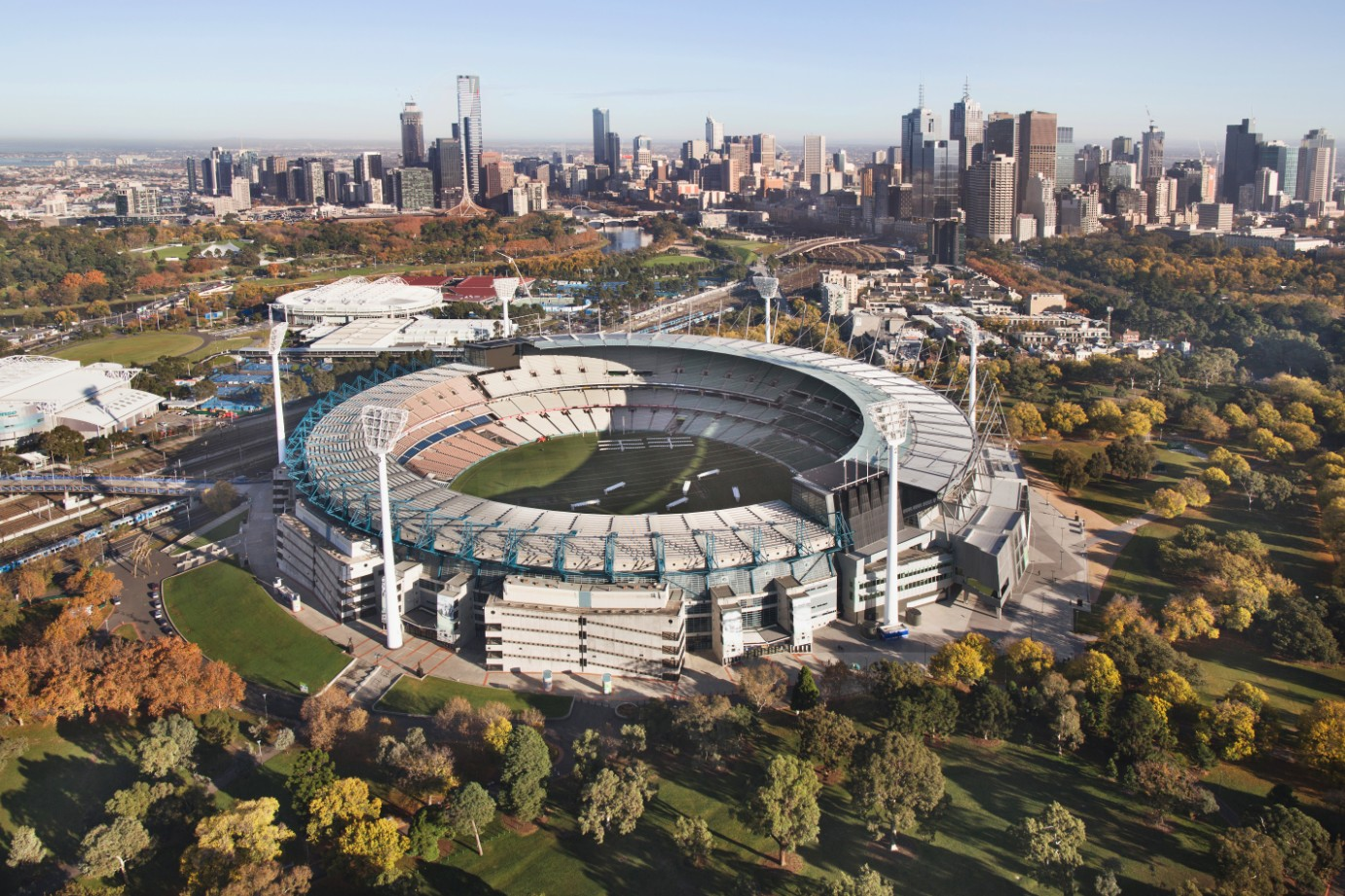 Melbourne Cricket Ground - Tourism TAS