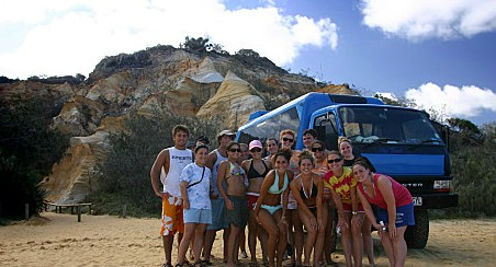 Queensland Day Tours - Tourism TAS