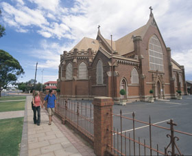 St Mary's Church - Tourism TAS
