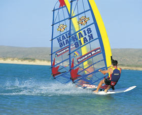 Windsurfing and Surfing