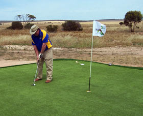 Nullarbor Links World's Longest Golf Course Australia - Tourism TAS