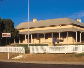 Irwin District Museum - Tourism TAS