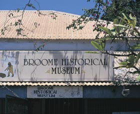 Broome Historical Society Museum - Tourism TAS